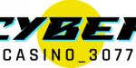 CyberCasino 3077 Logo